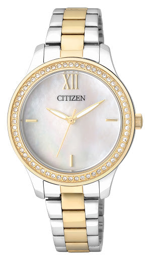 Citizen Women's Eco-Drive Crystal Watch