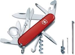 Victorinox Explorer Red Pocket Knife
