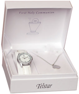 Telstar Watch & Round Disc Communion Set