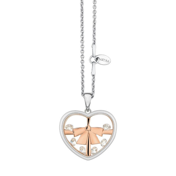ASTRA Sterling Silver Gift of Love Pendant