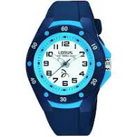 Lorus Quartz Kids Blue Sports Watch