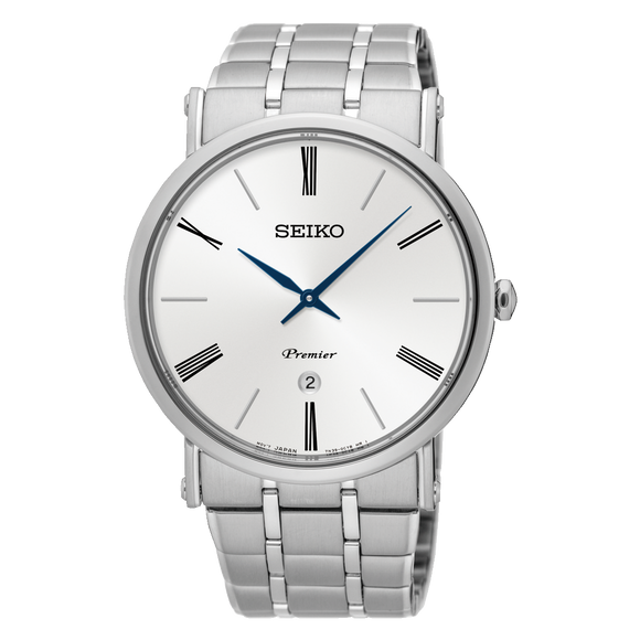 SEIKO GENTS QUARTZ BRACELET WATCH