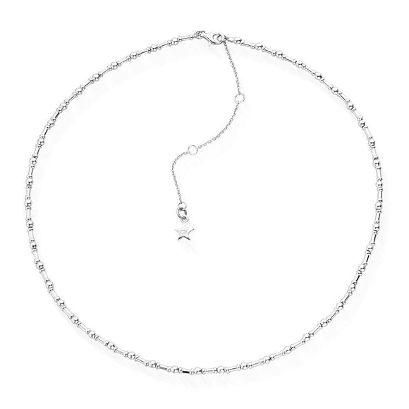 ChloBo Sterling Silver Rhythm of Water Necklace