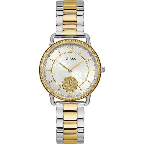 GUESS Astral Two Tone Watch