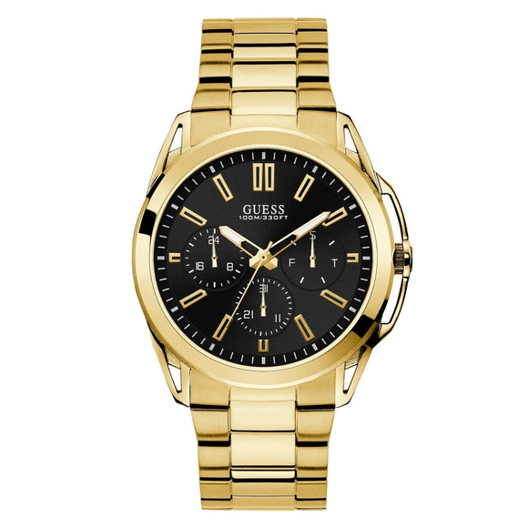 GUESS Vertex Gold Tone Watch
