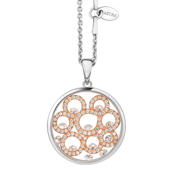 ASTRA Sterling Silver Celebration Pendant