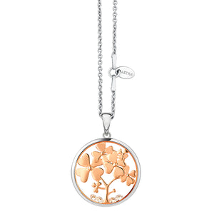 ASTRA Sterling Silver Tree of Love Pendant