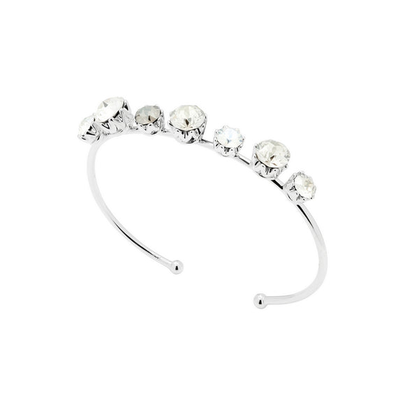 TED BAKER CHESKA CRYSTAL CROWN BANGLE