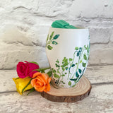 Spring Leaves Wax Burner