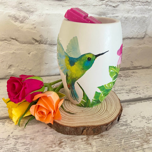 Humming Bird Wax Burner