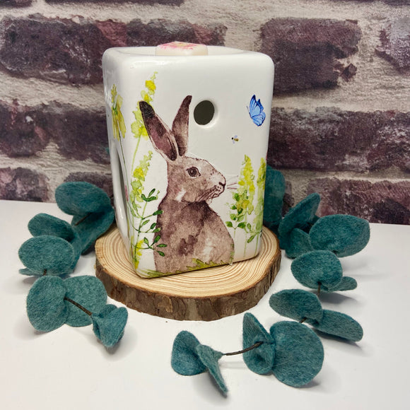 Spring Rabbit Wax Burners