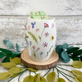 Floral Leaves Gift Set