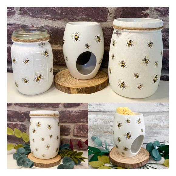 Busy Bee Home Decor Collection