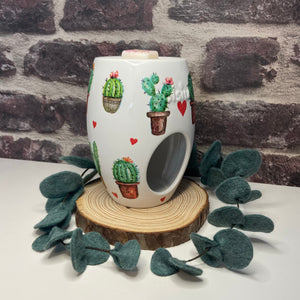 Cactus Love Wax Burner