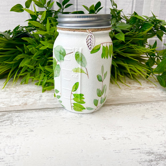 Garden Ivy Medium Jar
