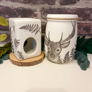 Stag in the Woods Gift Set