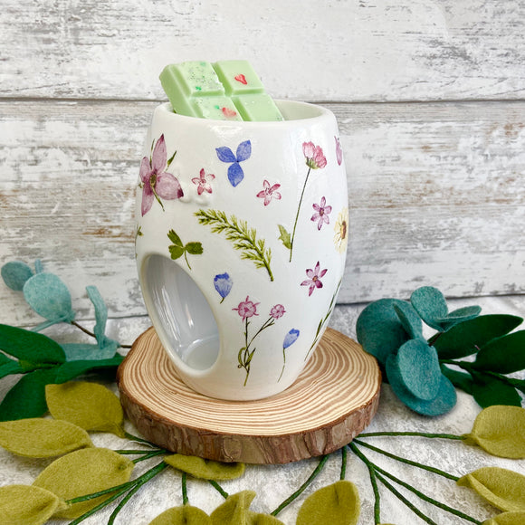 Country Garden Wax Burner