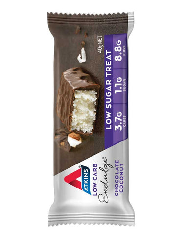 Atkins Endulge Single Chocolate Coconut 40g - Fresh Food Enterprises