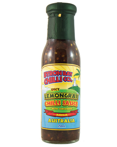 Byron Bay Chilli Spicy Sweet Chilli Sauce 250ml - Fresh Food Enterprises