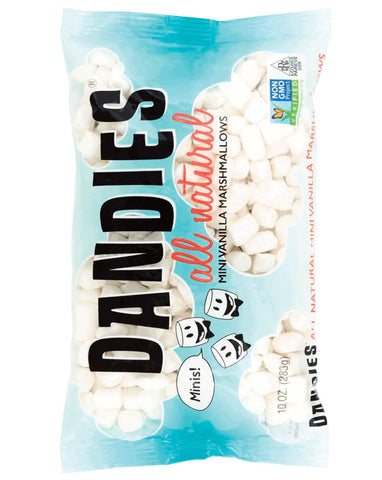 Dandies Mini Marshmallows 283g - Fresh Food Enterprises