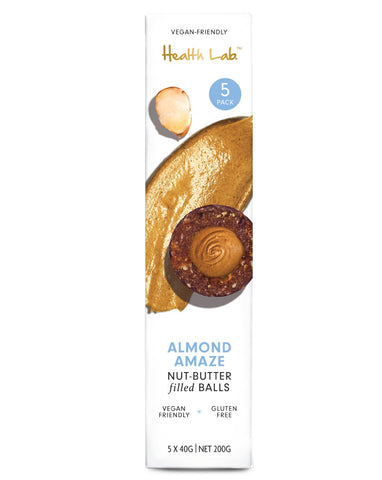 Health Lab Elevated Multipack Almond Amaze 200g