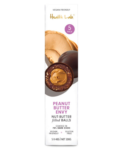 Health Lab Elevated Multipack Peanut Butter Envy 200g