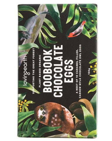 Loving Earth Boobook Eggs 100g