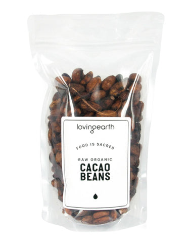 Loving Earth Cacao Beans