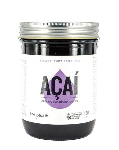 Loving Earth Acai Powder 150g
