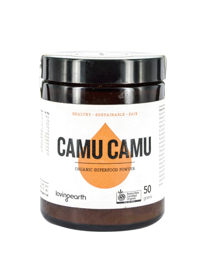 Loving Earth Camu Camu Powder