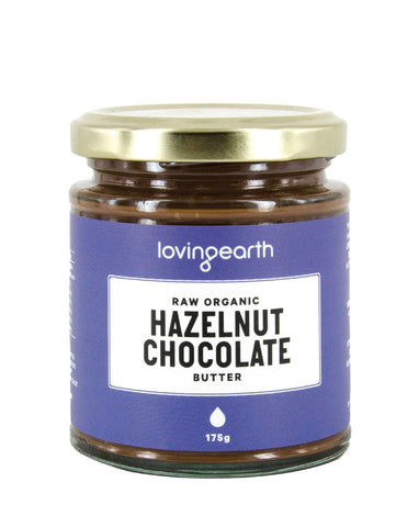 Loving Earth Hazelnut Chocolate Butter 175g