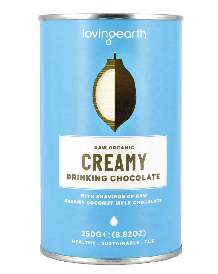 Loving Earth Creamy Drinking Chocolate