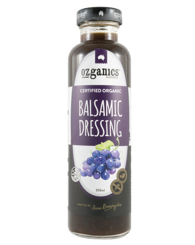 Ozganics Balsamic Dressing 350ml - Fresh Food Enterprises