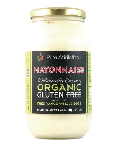 Ozganics Pure Addiction Mayonnaise 440g