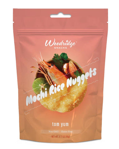 Woodridge Rice Nugget Tom Yum 90g - Fresh Food Enterprises