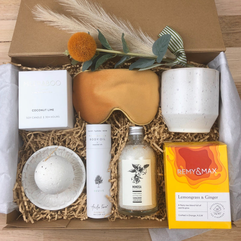 Sunny Self Care Package - Sunshine