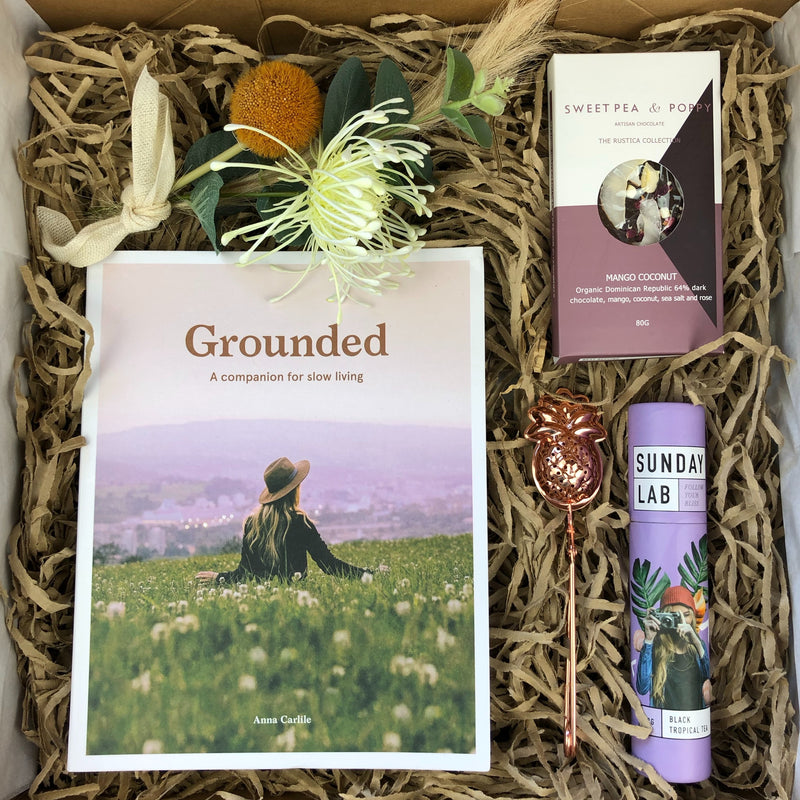 Slow Living Series - Grounded (a companion for slow living)