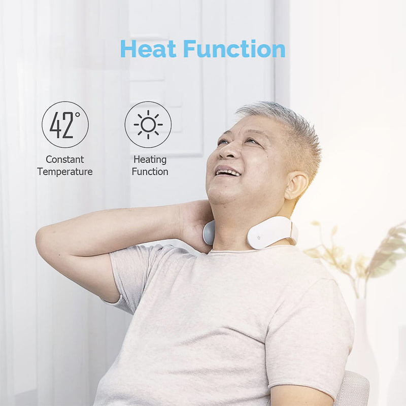 Jeeback Wireless Rechargeable Portable Neck Massager