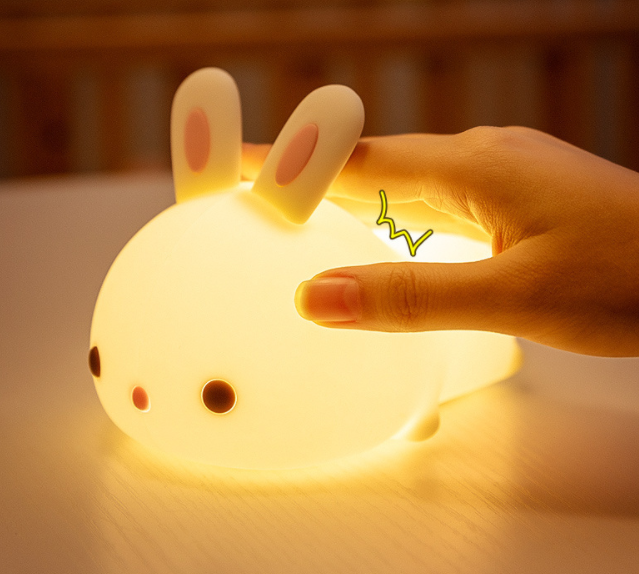 Sensor smart night light