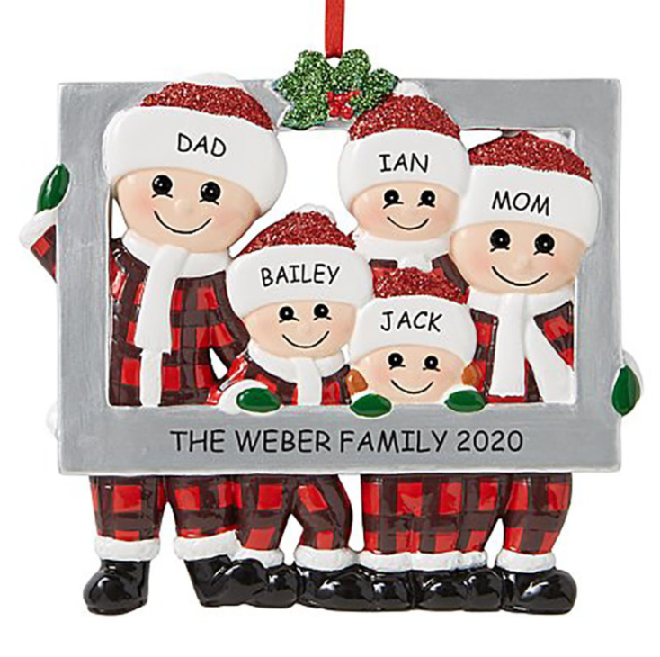 🌟Christmas Hot Sales🌟 2020 Family photo frame
