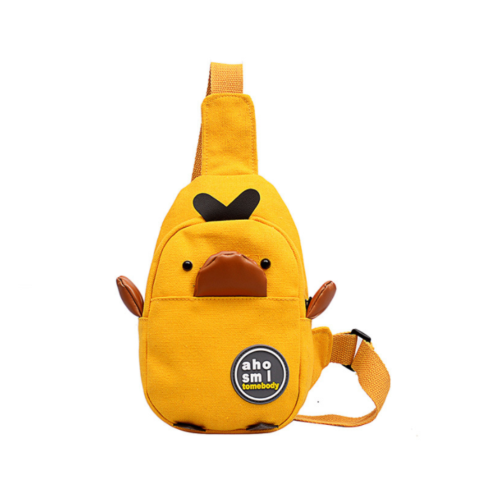 Creative chicken messenger bag