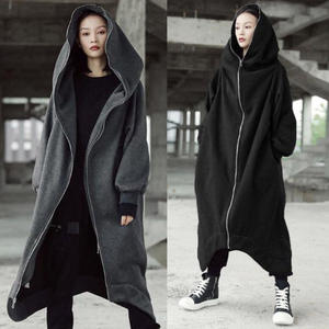Hooded Unisex Winter Loose Windbreaker Casual Fashion Hoodie