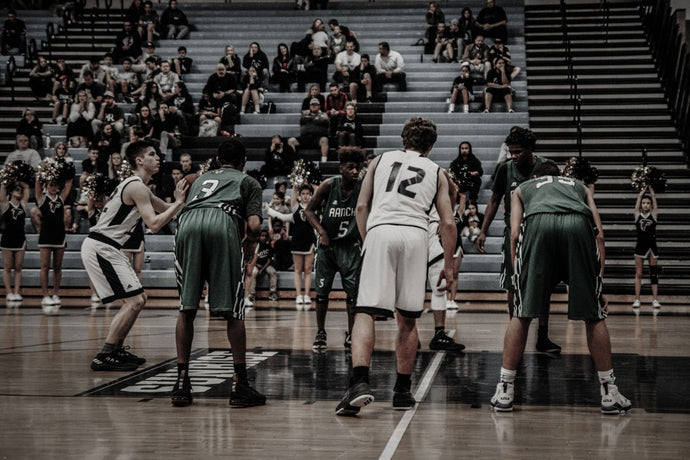 Grungy Sports Shot - FREE Lightroom Preset