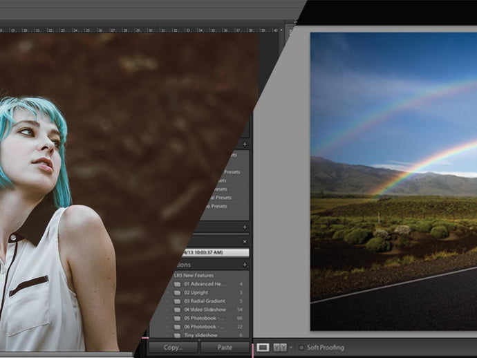 Lightroom vs Photoshop - What is the Difference?
