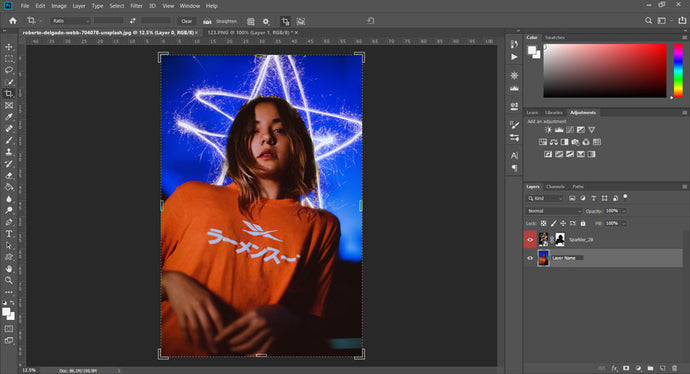 A Brief Intro to Layers in Photoshop CC