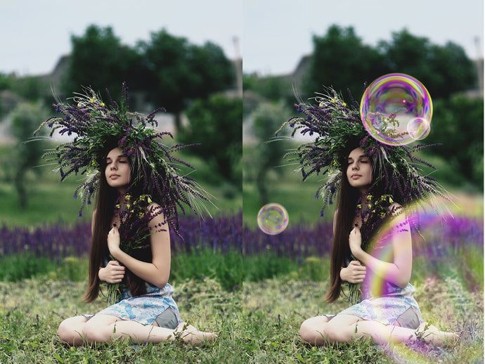 How to Add Bubbles to Your Photos in Photoshop