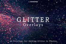 Load image into Gallery viewer, Glitter Overlays