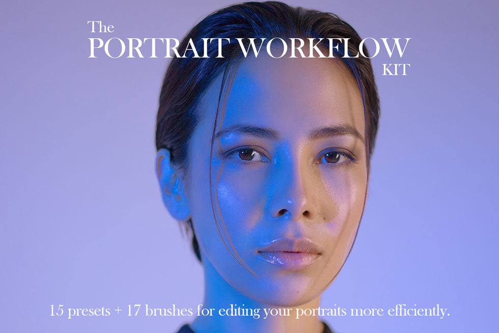 The Portrait Workflow Kit