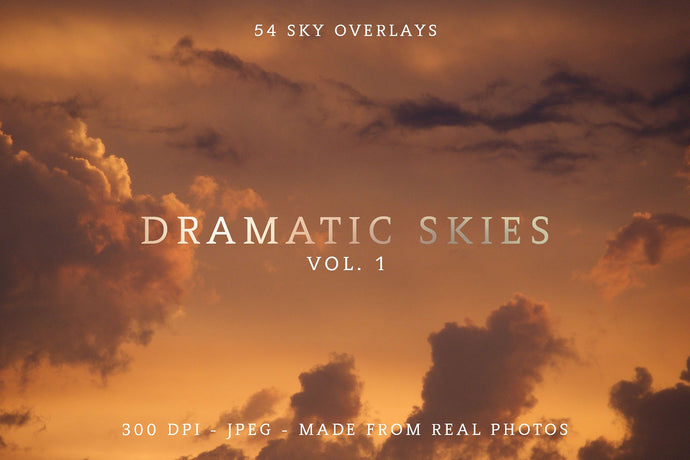 Dramatic Skies Vol. 1