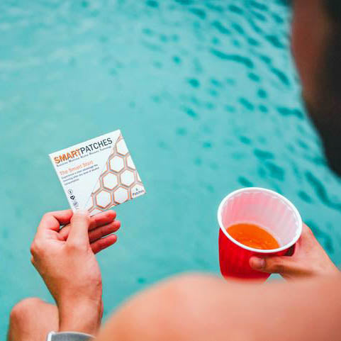 Waterproof - Hangover proof Smart Patches